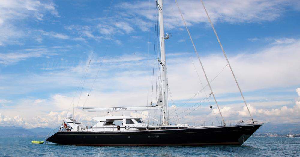 UNPLUGGED - Luxury Sailing Yacht for Charter | C&N
