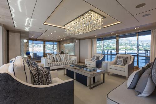 THUMPER - Luxury Motor Yacht For Charter - Interior Design - Img 2 | C&N