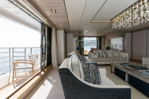 THUMPER - Luxury Motor Yacht For Charter - Interior Design - Img 4 | C&N