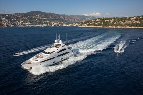 THUMPER - Luxury Motor Yacht For Charter - Exterior Design - Img 2 | C&N
