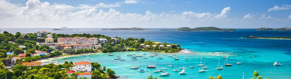 Virgin Islands - Luxury Charter Itinerary | C&N