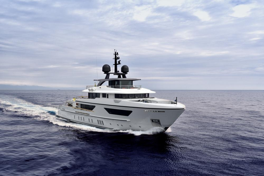 X - Luxury Motor Yacht for Sale | C&N