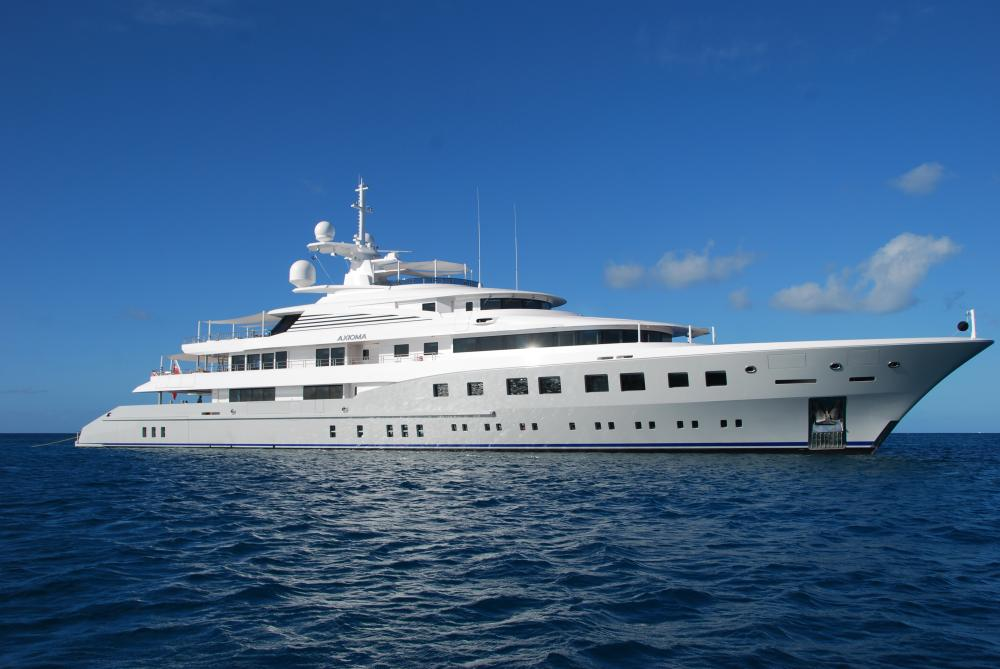 AXIOMA - Luxury Motor Yacht for Charter | C&N