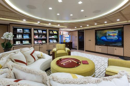 AXIOMA - Luxury Motor Yacht For Charter - Interior Design - Img 1 | C&N