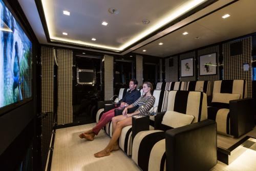 AXIOMA - Luxury Motor Yacht For Charter - Interior Design - Img 3 | C&N