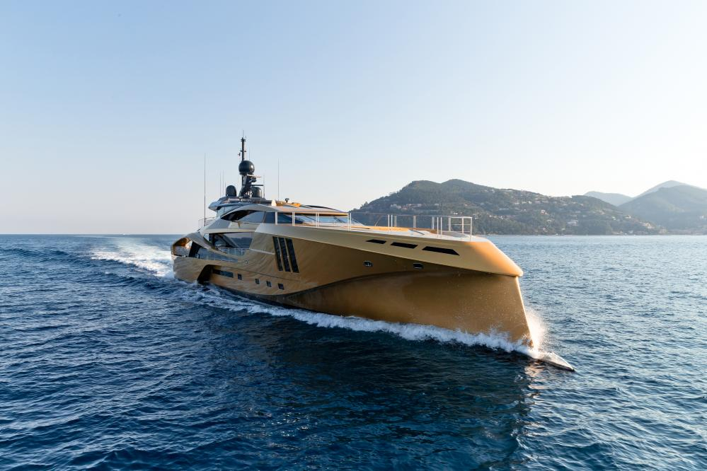 KHALILAH - Luxury Motor Yacht for Charter | C&N
