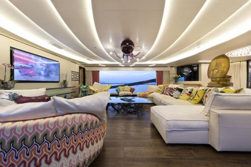 KHALILAH - Luxury Motor Yacht For Charter - Interior Design - Img 3 | C&N