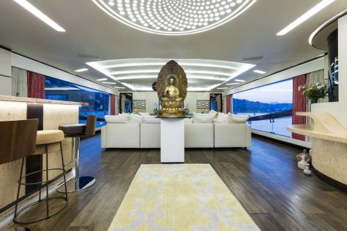 KHALILAH - Luxury Motor Yacht For Charter - Interior Design - Img 1 | C&N