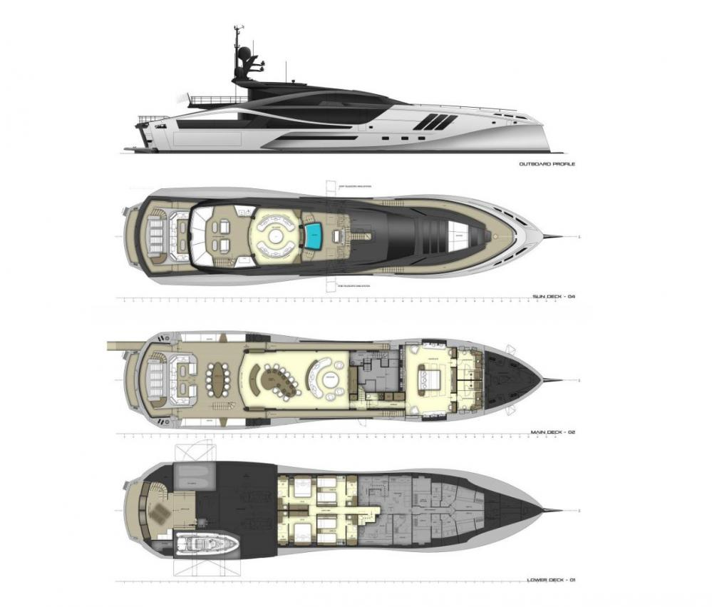 KHALILAH - Luxury Motor Yacht For Charter -  - Img 1 | C&N