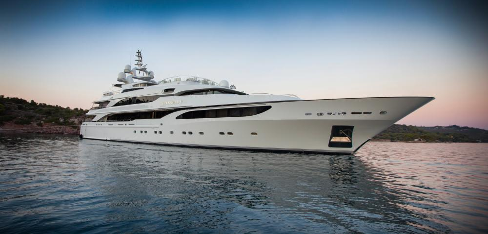 LIONESS V - Luxury Motor Yacht for Charter | C&N