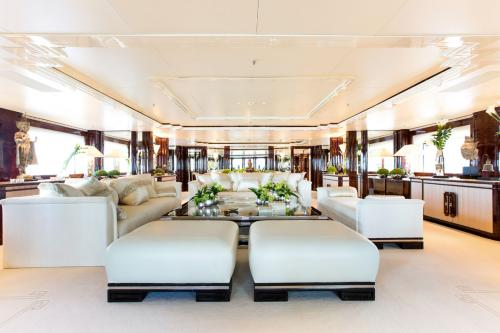 LIONESS V - Luxury Motor Yacht For Charter - Interior Design - Img 1 | C&N