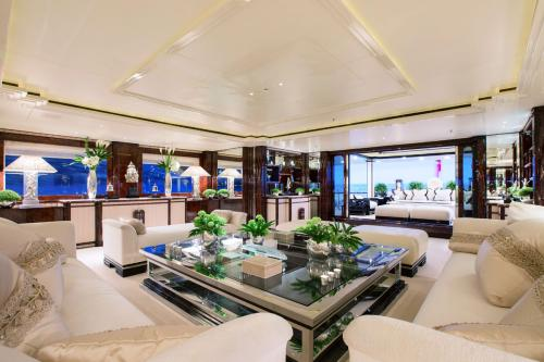 LIONESS V - Luxury Motor Yacht For Charter - Interior Design - Img 2 | C&N