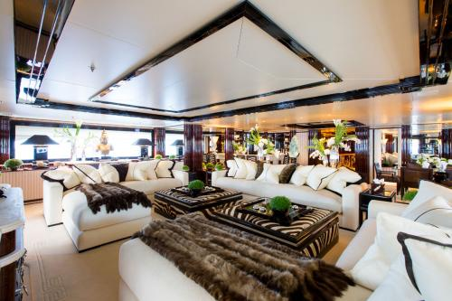 LIONESS V - Luxury Motor Yacht For Charter - Interior Design - Img 3 | C&N
