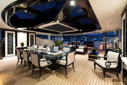 LIONESS V - Luxury Motor Yacht For Charter - Interior Design - Img 5 | C&N