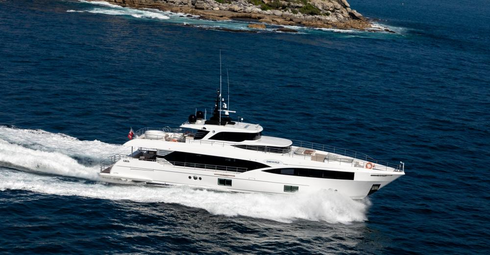 ONEWORLD - Luxury Motor Yacht for Charter | C&N