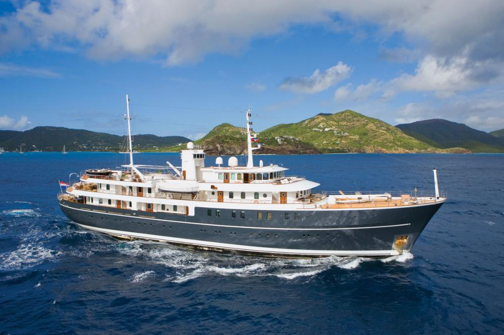 SHERAKHAN - Luxury Motor Yacht for Charter | C&N