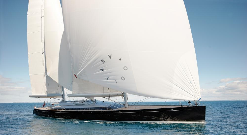 VERTIGO - Luxury Sailing Yacht for Charter | C&N