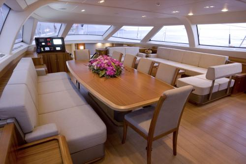 TWILIGHT - Luxury Sailing Yacht For Charter - Interior Design - Img 1 | C&N