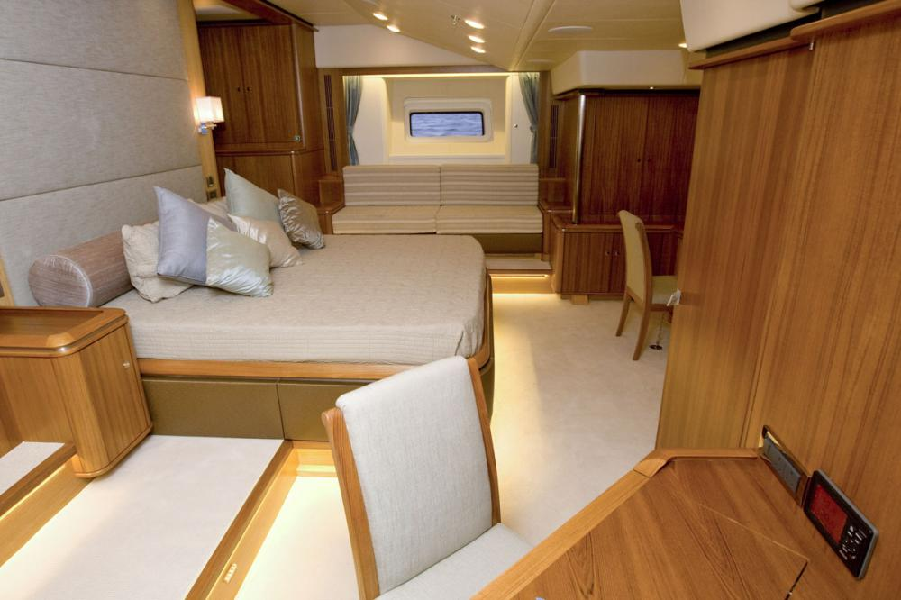 TWILIGHT - Luxury Sailing Yacht For Charter - 2 DOUBLE CABINS - Img 2 | C&N