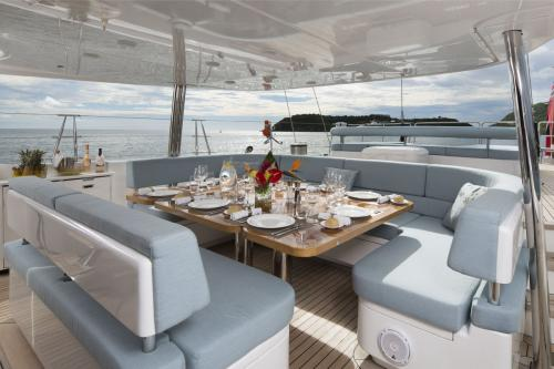 TWILIGHT - Luxury Sailing Yacht For Charter - Exterior Design - Img 1 | C&N