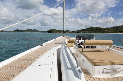 TWILIGHT - Luxury Sailing Yacht For Charter - Exterior Design - Img 2 | C&N