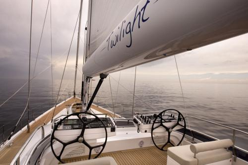 TWILIGHT - Luxury Sailing Yacht For Charter - Exterior Design - Img 3 | C&N