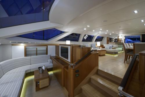 TWILIGHT - Luxury Sailing Yacht For Charter - Interior Design - Img 5 | C&N
