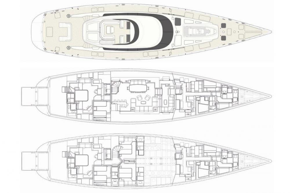 TWILIGHT - Luxury Sailing Yacht For Charter -  - Img 1 | C&N