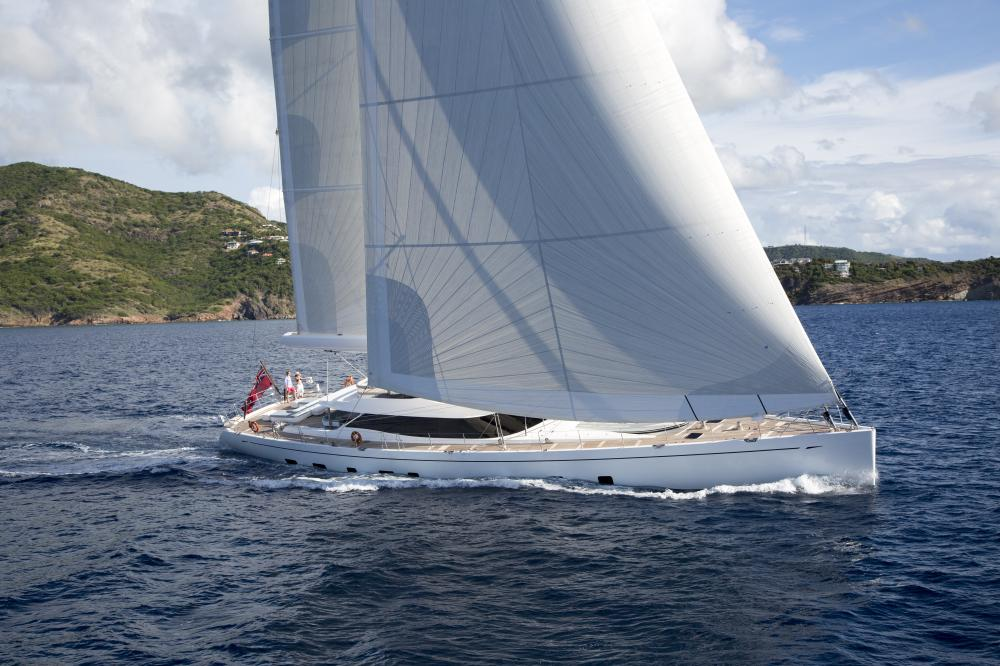 TWILIGHT - Luxury Sailing Yacht for Charter | C&N