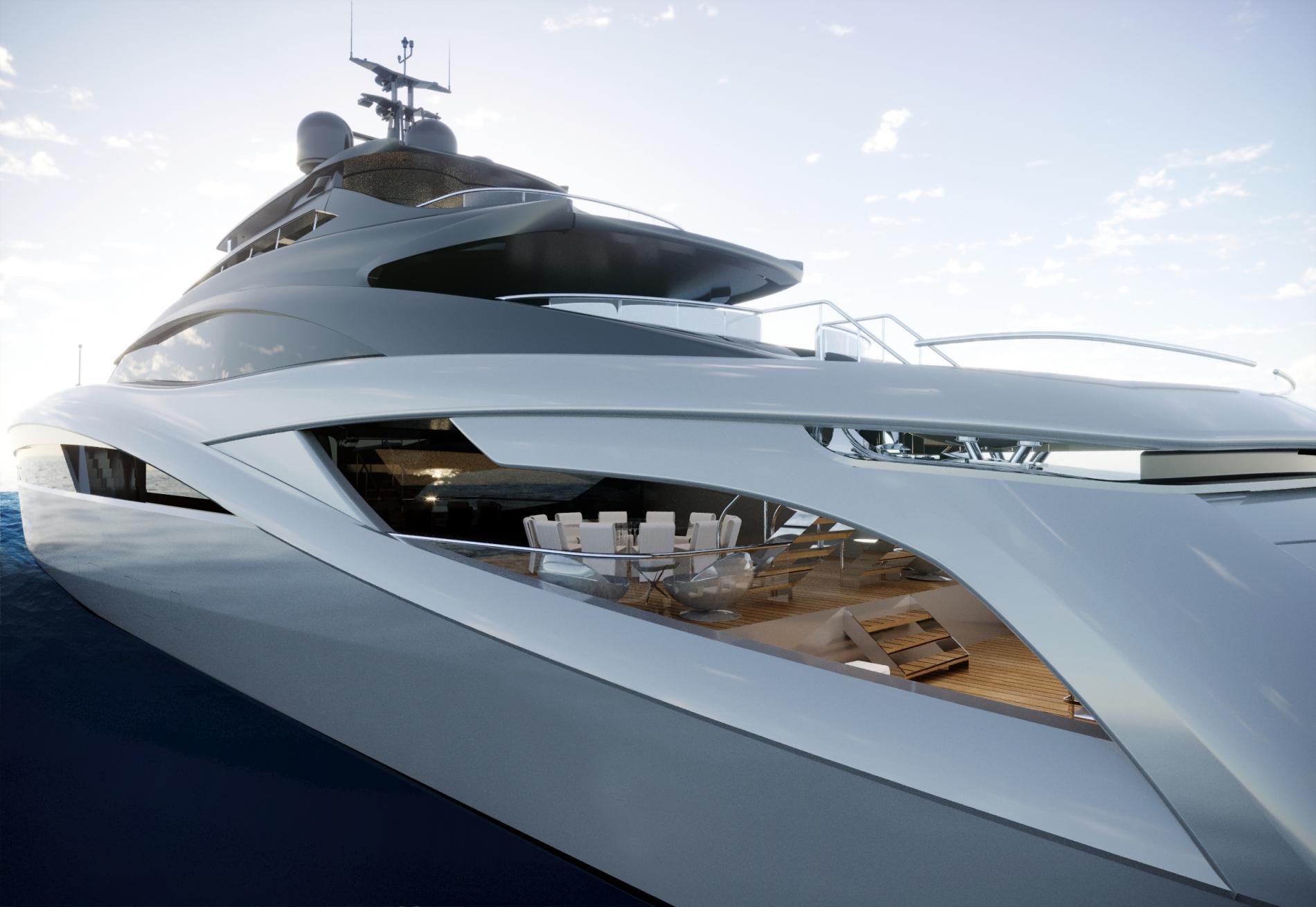 INFINITY 50 | Luxury Motor Yacht for Sale | C&N