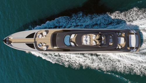 INFINITY 59 - Luxury Motor Yacht For Sale - Exterior Design - Img 2 | C&N