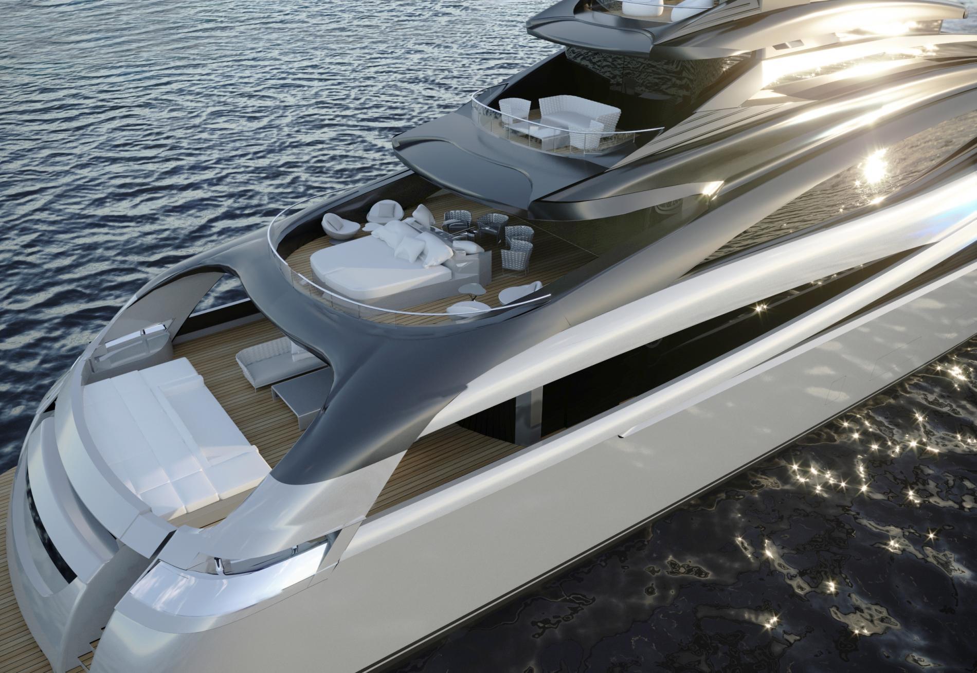 INFINITY 59 | Luxury Motor Yacht for Sale | C&N