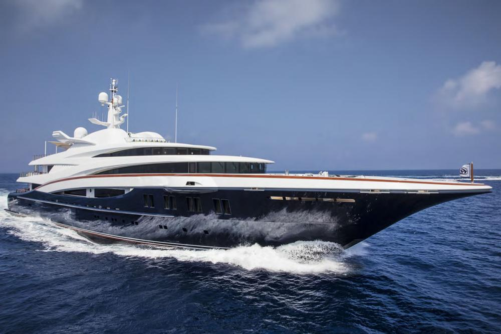 WHEELS - Luxury Motor Yacht for Charter | C&N