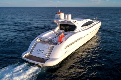 KING - Luxury Motor Yacht For Sale - Exterior Design - Img 1 | C&N