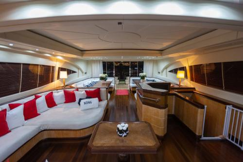 KING - Luxury Motor Yacht For Sale - Interior Design - Img 1 | C&N