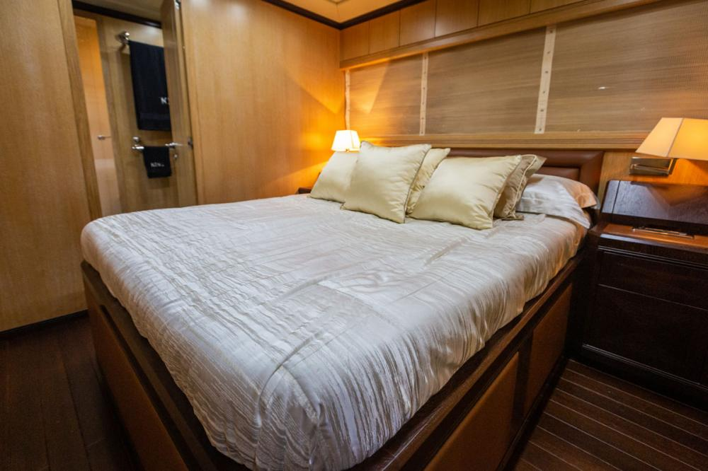 KING - Luxury Motor Yacht For Sale - 1 DOUBLE CABIN - Img 1 | C&N