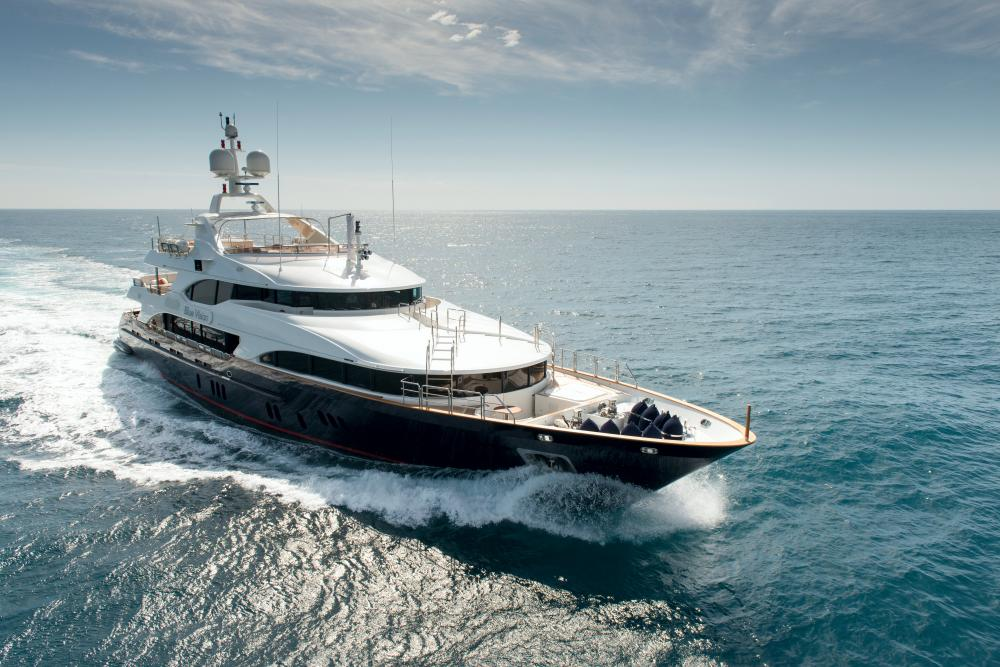 BLUE VISION - Luxury Motor Yacht for Charter | C&N