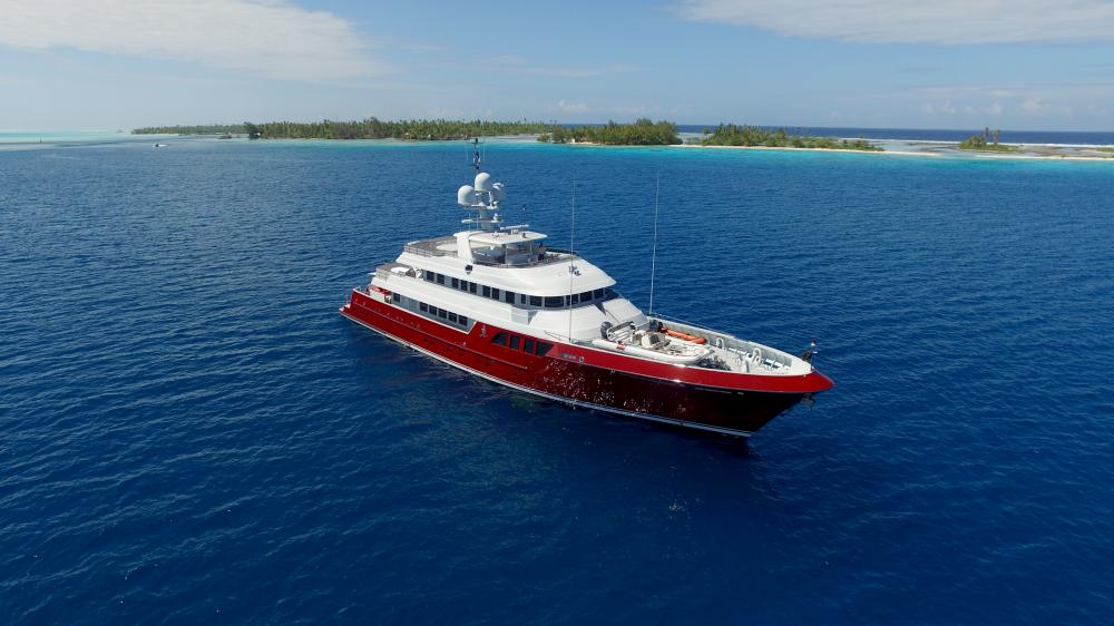 QING - Luxury Motor Yacht for Sale | C&N