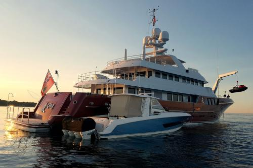 QING - Luxury Motor Yacht For Sale - Exterior Design - Img 3 | C&N