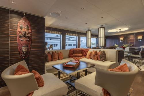 QING - Luxury Motor Yacht For Sale - Interior Design - Img 3 | C&N