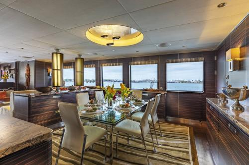QING - Luxury Motor Yacht For Sale - Interior Design - Img 4 | C&N