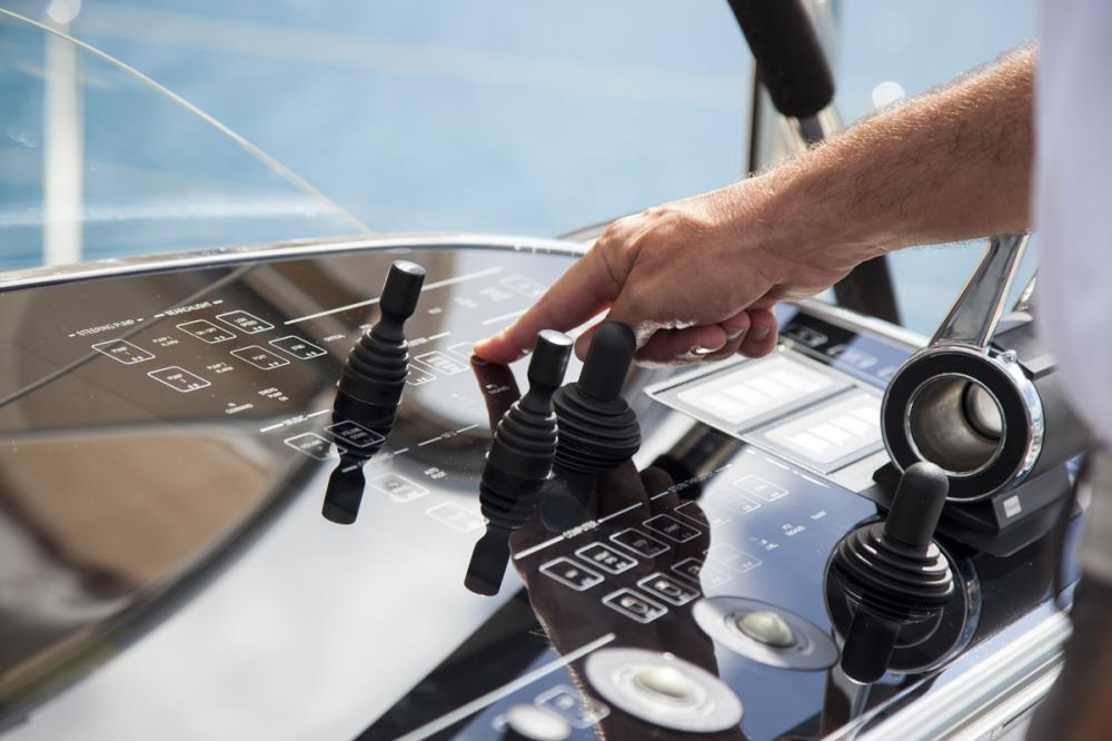 STATE OF GRACE - Luxury Sailing Yacht For Charter - BRIDGE - Img 4 | C&N