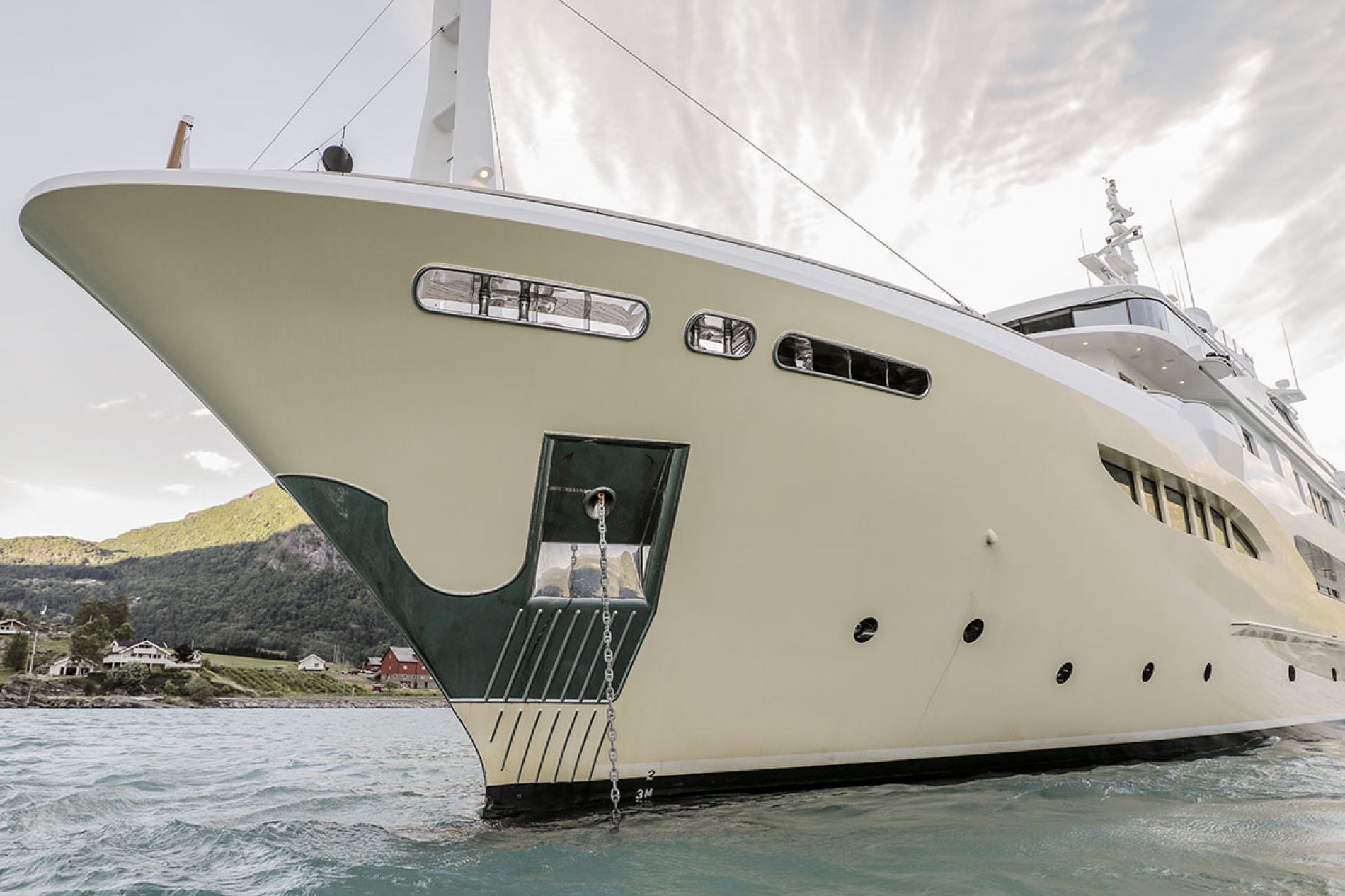 JADE 959 | Luxury Motor Yacht for Sale | C&N
