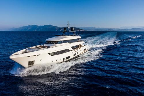 SONIC - Luxury Motor Yacht For Sale - Exterior Design - Img 1 | C&N