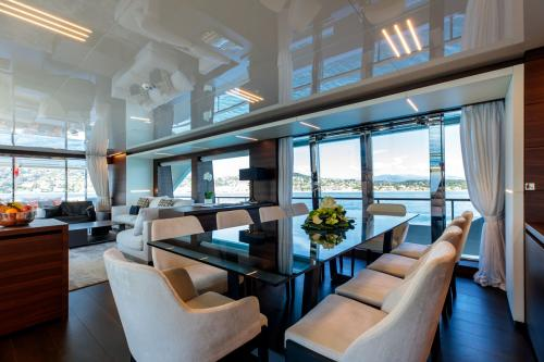 SONIC - Luxury Motor Yacht For Sale - Interior Design - Img 2 | C&N