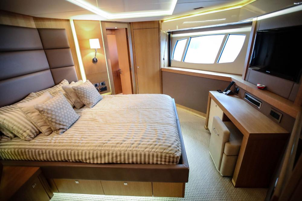 Manhattan Express II - Luxury Motor Yacht For Sale - 2 DOUBLE CABINS - Img 1 | C&N