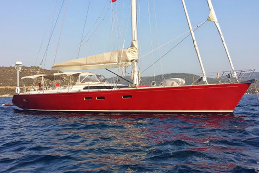 GRACE - Luxury Sailing Yacht for Sale | C&N