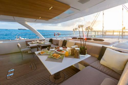 Spirit of the C's - Luxury Sailing Yacht For Charter - Exterior Design - Img 3 | C&N