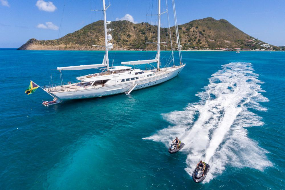 Spirit of the C's - Luxury Sailing Yacht for Charter | C&N
