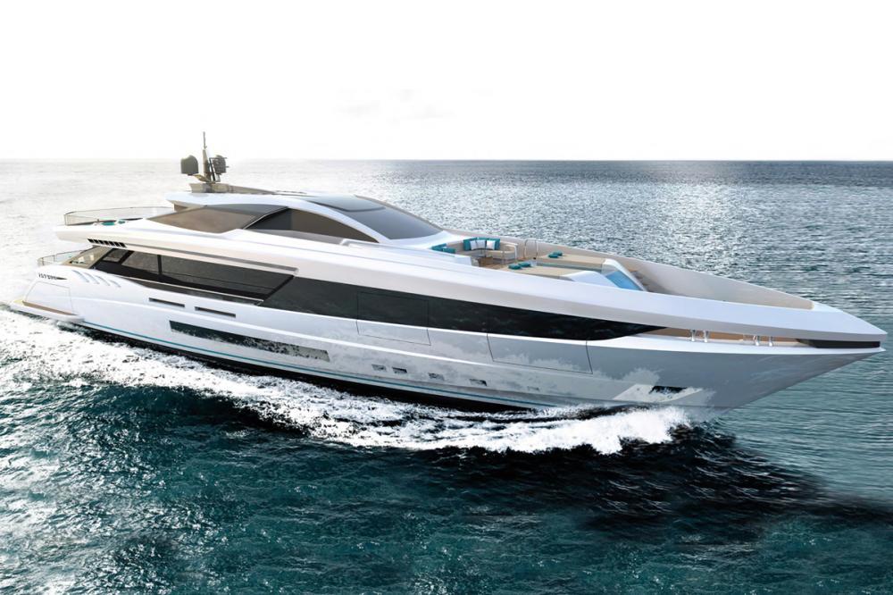 MANGUSTA GRANSPORT 45 #02 | Luxury Motor Yacht for Sale | C&N